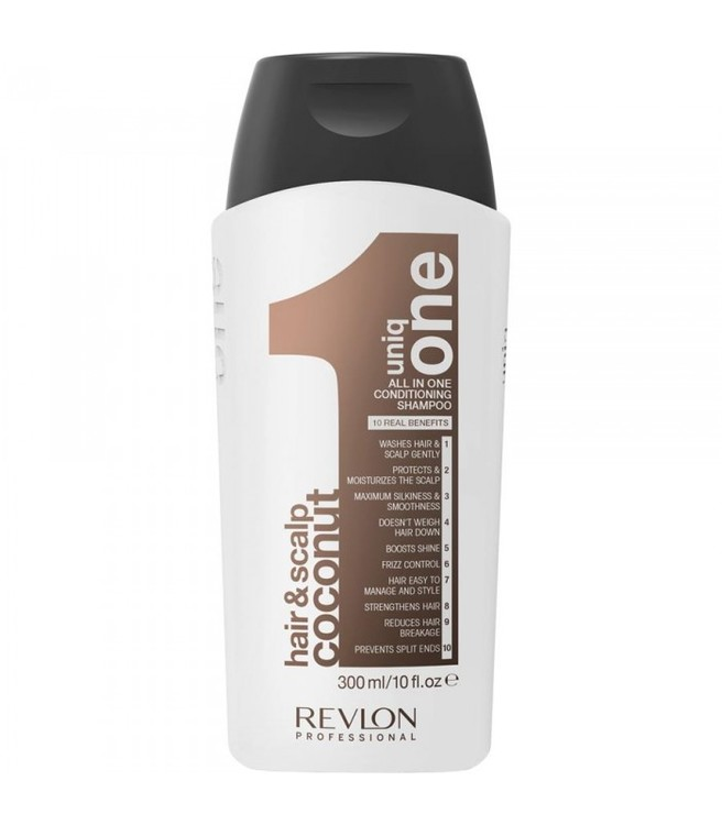 Revlon Uniq One Coconut Conditioning Shampoo 300ml