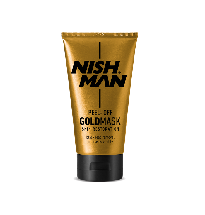 Nishman Peel-Off Goldmask Skin Restoration 150ml