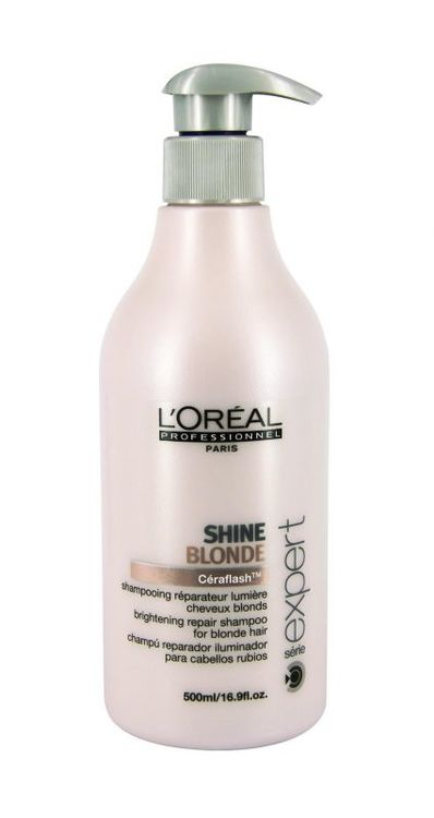 L'Oreal Paris Expert Shine Blonde Shampoo Ceraflash 500ml