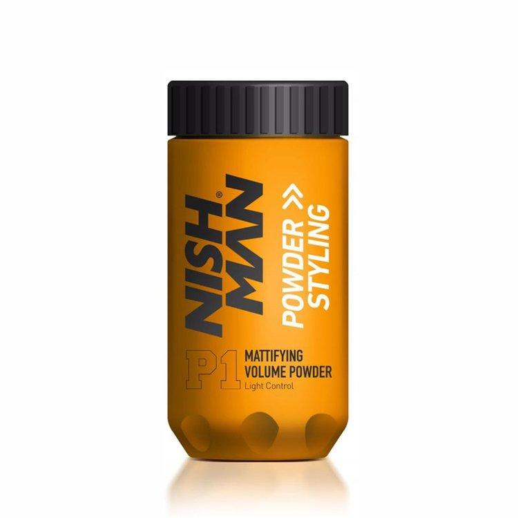 Nishman Powder Styling Mattifying Volume 20g