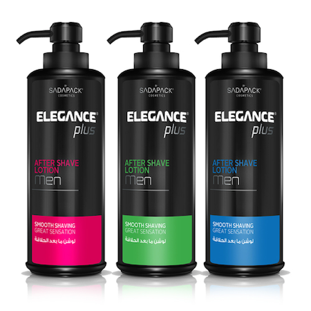 Elegance Aftershave 500ml - 10 styck