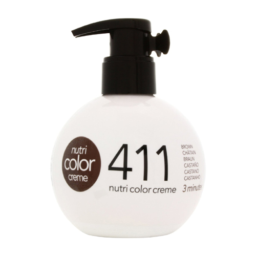 Revlon Nutri Creme ColorBomb No. 411 Ash Brown 270ml