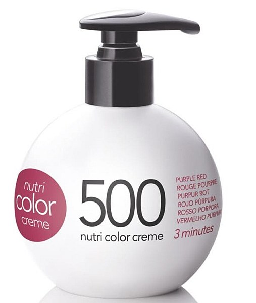 Revlon Nutri Cream ColorBomb No. 500 Purple Red 270ml