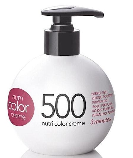 Revlon Nutri Cream ColorBomb No. 500 Purple Red 270ml