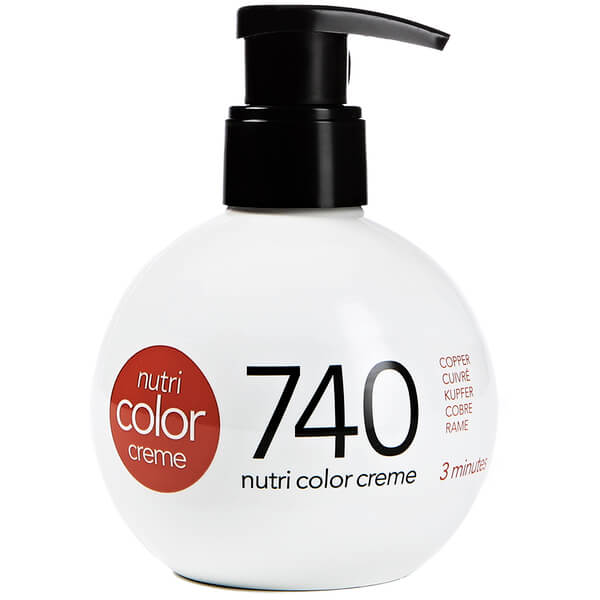 Revlon Nutri Cream ColorBomb No. 740 Light Copper 270ml
