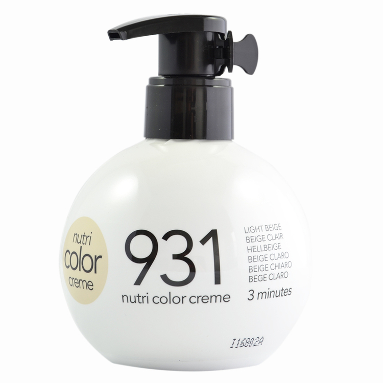 Revlon Nutri Cream ColorBomb No. 931 Light Beige 270ml