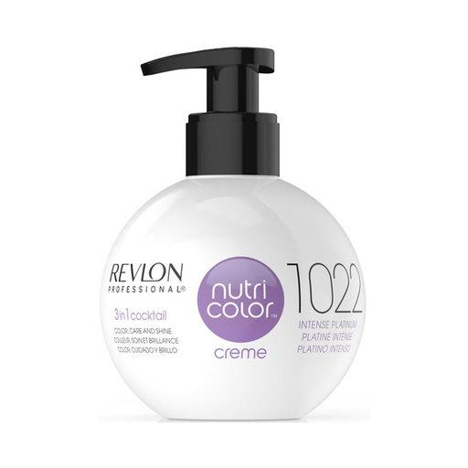 Revlon Nutri Cream ColorBomb No. 1022 Intense Platinum 270ml