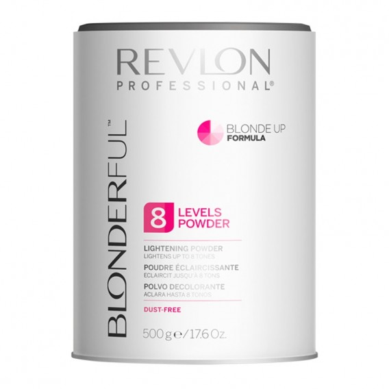 Revlon Blonderful 8 Levels Lightening Powder Formula Blonde Up 500g
