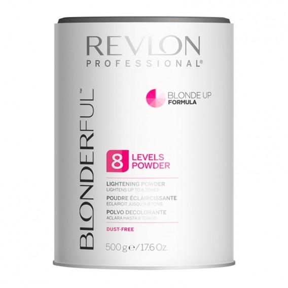 Revlon Blonderful 8 Levels Lightening Powder Formula Blonde Up 500g