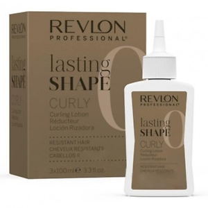 Revlon Lasting Shape Curly 3x100ml No. 0
