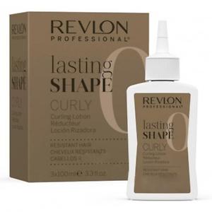 Revlon Lasting Shape Curly 3x100ml No. 0