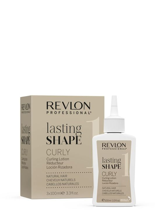 Revlon Lasting Shape Curly 3x100ml No. 1