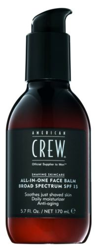 American Crew All-In-One Face Balm Broad 50ml SPF 15