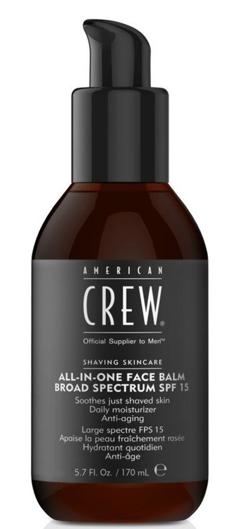 American Crew All-In-One Face Balm Broad 170ml SPF 15