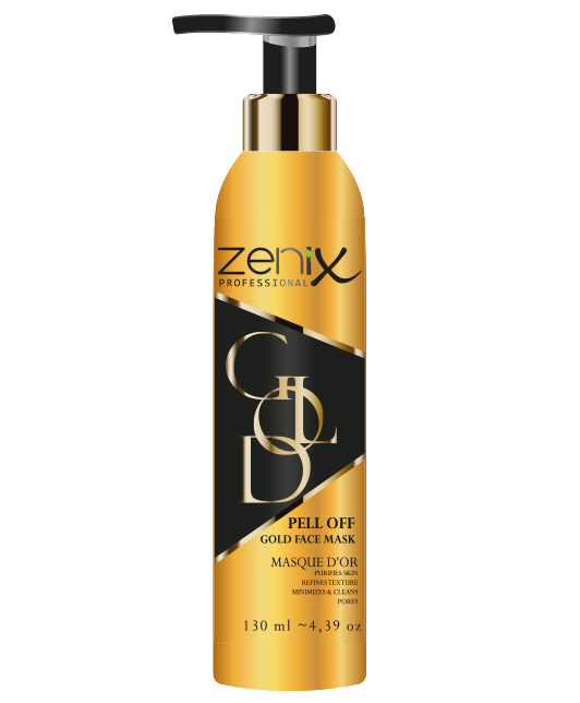 Zenix Professional Peel Off Gold Mask 130ml