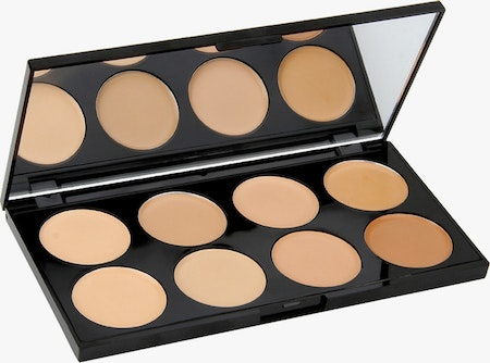 Revolution Makeup Ultra Cover And Conceal Palette Light-Medium