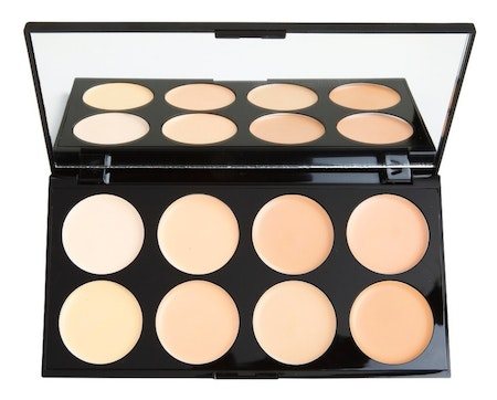 Revolution Makeup Ultra Cover And Conceal Palette Light