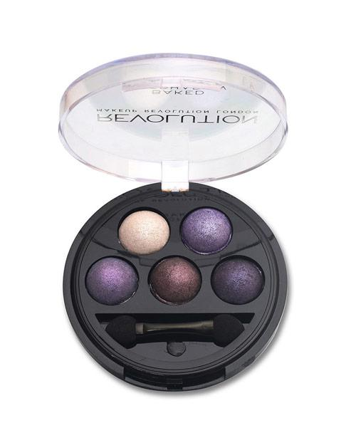 Revolution Makeup Baked Eyeshadow Electric Dreams