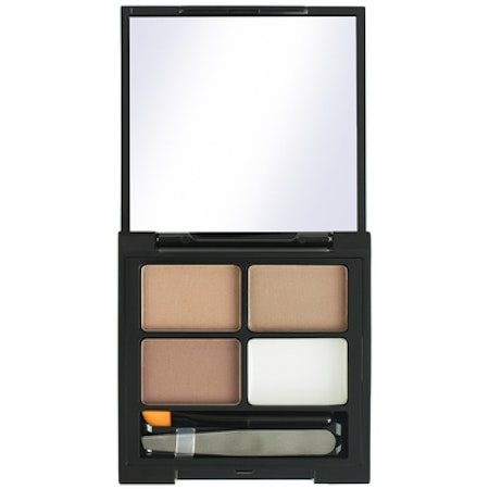 Revolution Makeup Focus & Fix Eyebrow Medium Dark Kit