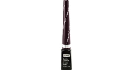 IsaDora Eyeliner Glossy 42 Dark Brown