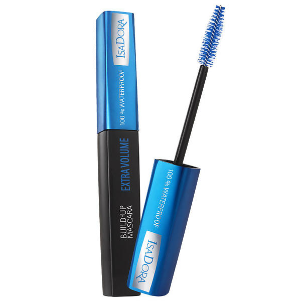 IsaDora Build-Up Mascara Extra Volume 100% Waterproof