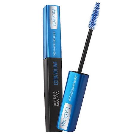 IsaDora Build-Up Mascara Extra Volume 100% Waterproof