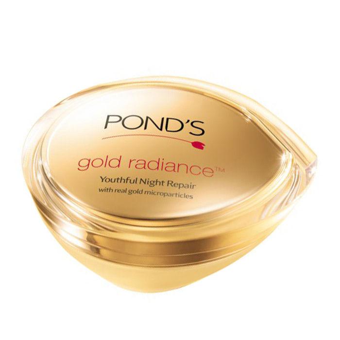 Pond's Gold Radiance Night Repair Cream 50g
