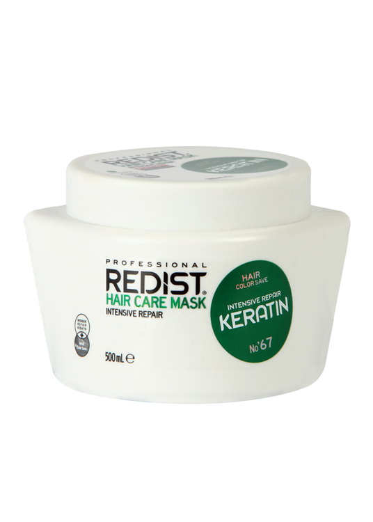 Redist Professional Hair Mask Intensive Repair Keratin 500ml
