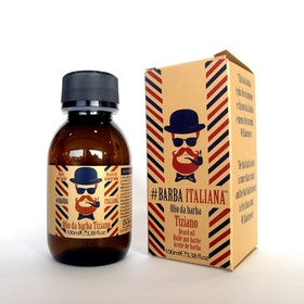 Barba Italiana Beard Oil Tiziano 100ml