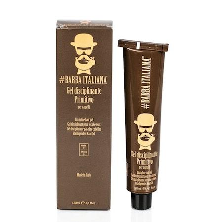 Barba Italiana Discipline Hair Gel Primitivo 120ml