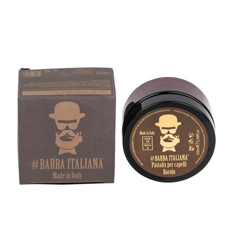 Barba Italiana Fixing Hair Pomade Barolo Extra Strong 100ml