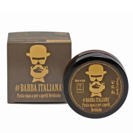 Barba Italiana Matte Hair Paste Nebbiolo 100ml