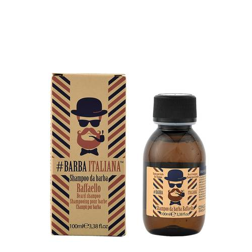 Barba Italiana Beard Shampoo Raffaello 100ml