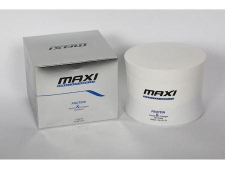 Maxi Brazilian Keratin & Collagen Hair Mask 1000ml