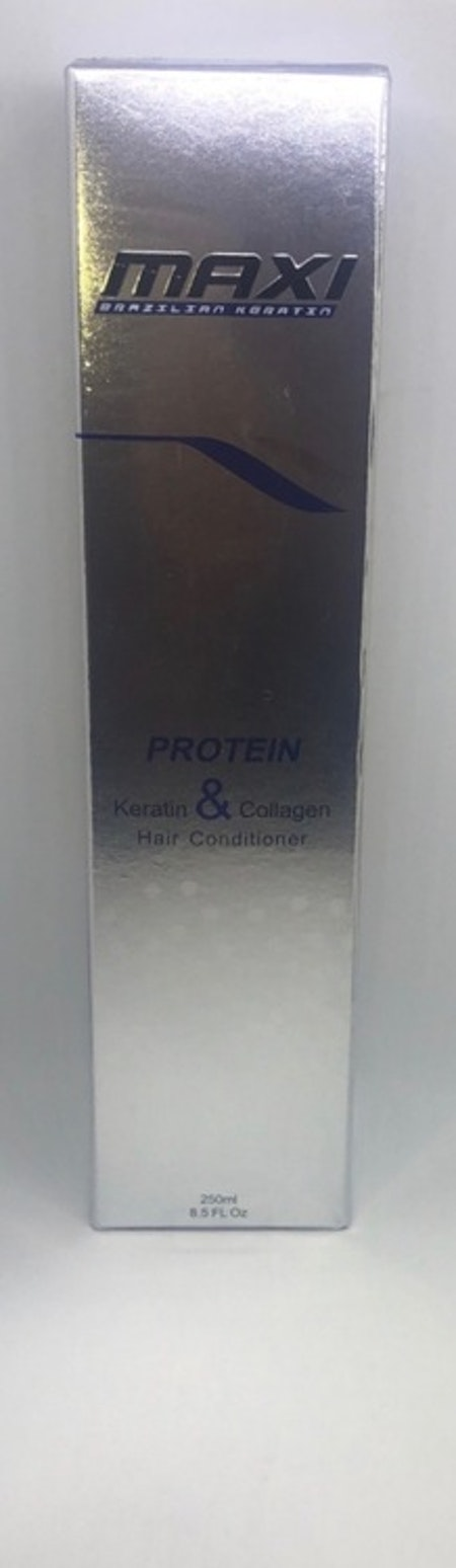 Maxi Brazilian Protein & Keratin Hair Conditioner 500ml