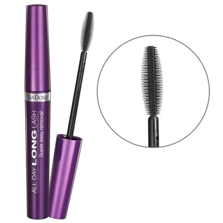 Isadora All Day Long Lash Mascara Black