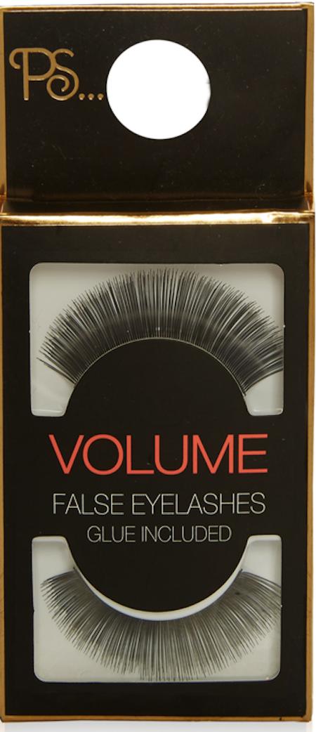 PS Volume False Eyelashes With Glue