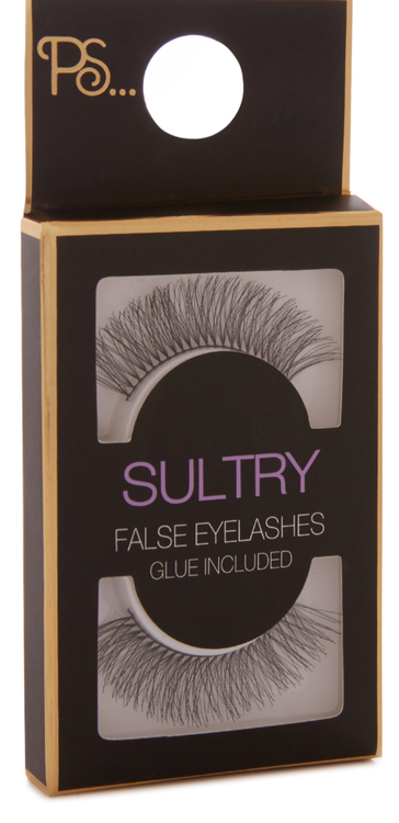 PS Sultry False Eyelashes With Glue