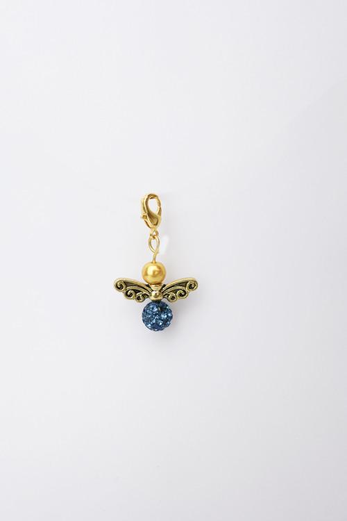 GOLD BLUE ZIRCON