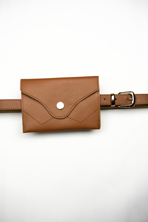 BELT BAG COGNAC