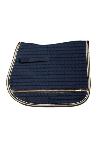 LEATHER EDGE NAVY JUMP PONY