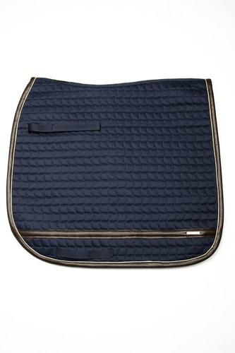 LEATHER EDGE NAVY DRESSAGE PONY