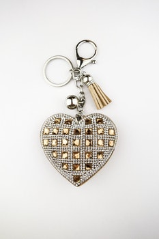 HEART GOLD DIAMOND
