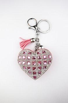 HEART PINK DIAMOND