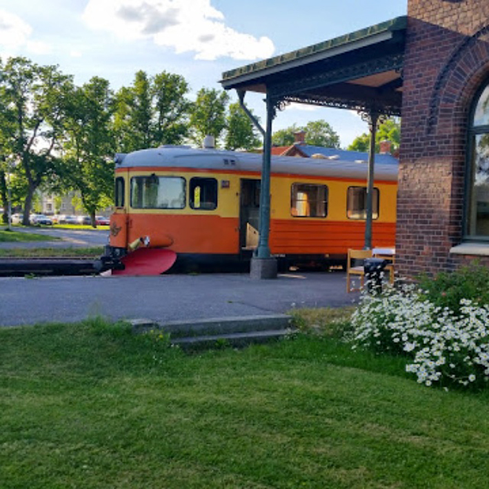 2019-07-26 - Rälsbuss Nora - Järle