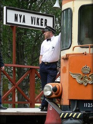 2019-08-25 - Veterantåg Nora - Pershyttan/Vikersvik