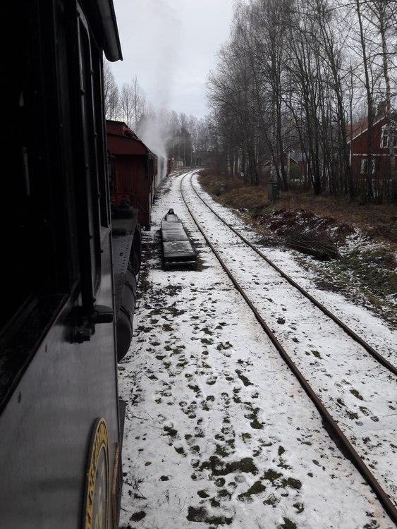 2019-12-08 - Jultåget  Nora - Järle