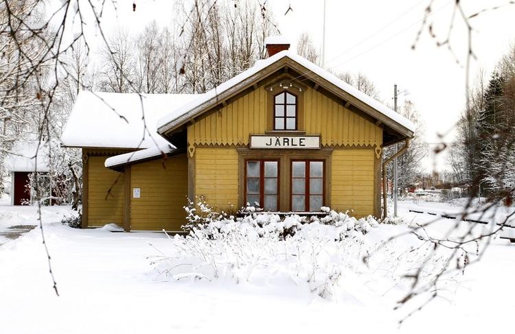 2019-12-08 - Noraexpressen, Järle - Nora
