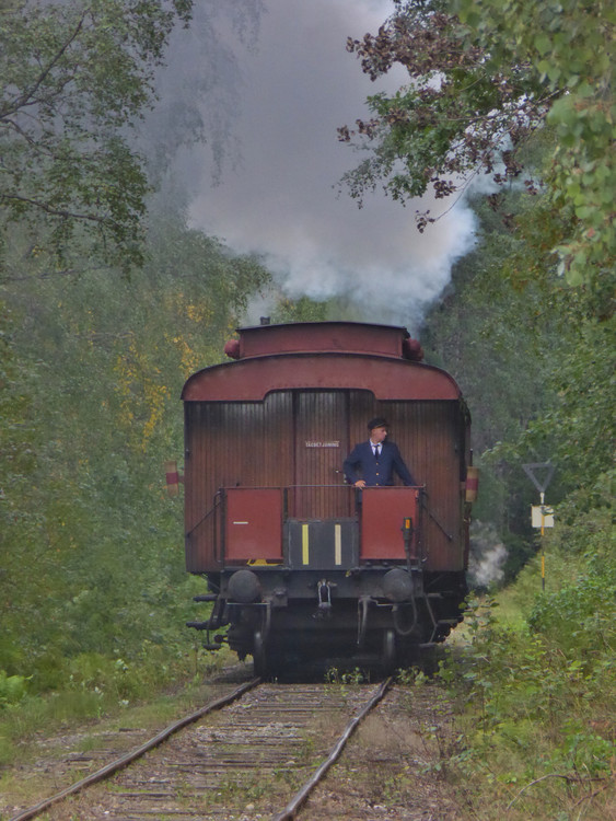 2020-07-03 - Ångtåget Nora - Järle