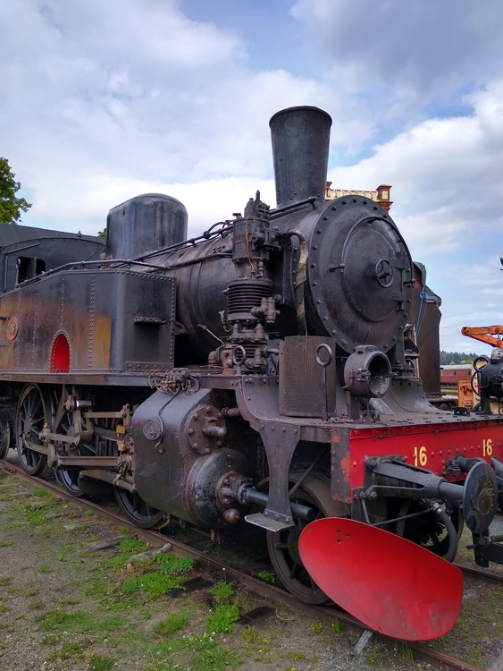 2020-08-30 - Blandat tåg Nora - Järle